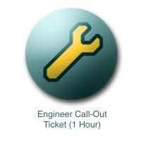 Engineer Call-out Ticket (1 hour)
