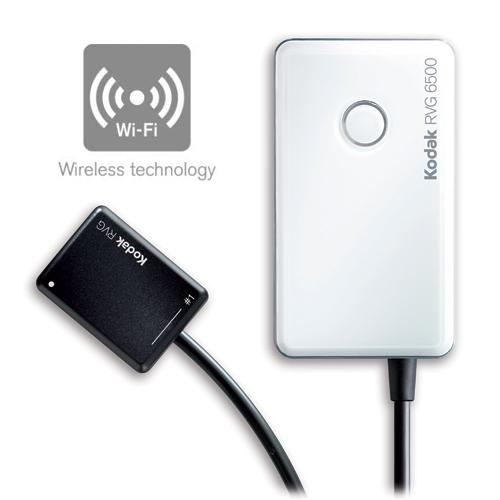 Carestream 6500 Intra-oral Wifi Sensor (Size 0)